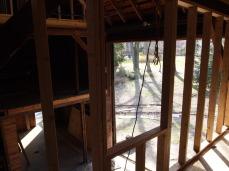midlevel bedroom interior window.