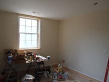 first floor front bedroom.