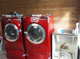 laundry room again.