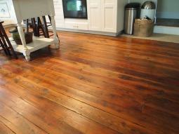 kitchen floors.